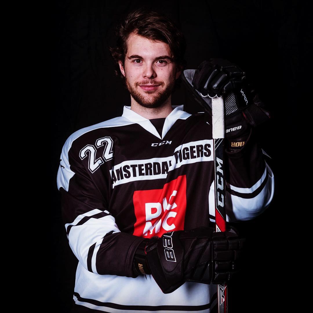 James Mercer: 'Europees ijshockey past beter bij mij'
