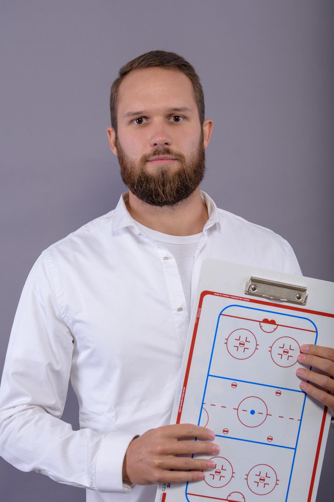 Nieuwe Coach Ondrej Kratky!